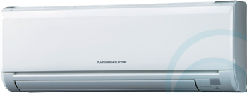 Mitsubishi 4.2kW Reverse Cycle Split System Inverter Air Conditioner
