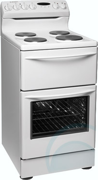 Freestanding Westinghouse Electric Oven/Stove PAK520W