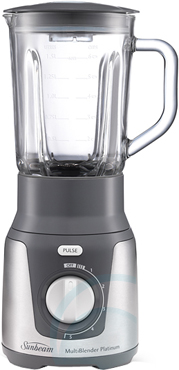 sunbeam blender how to clean