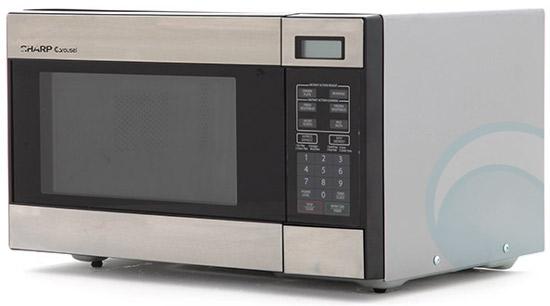 Sharp Microwave R290NS Image 2