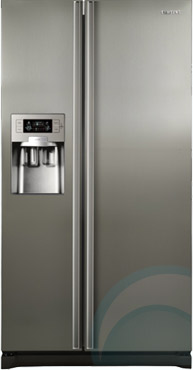 585l Samsung Side By Side Frid Appliances Online