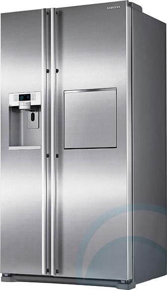 684l Samsung Side By Side Fridge Srs683gdhls Appliances Online