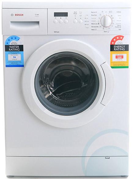 6.5kg Front Load Bosch Washing Machine WAE20261AU Image 1