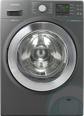 8.5kg Front Load Samsung Washing Machine WF856UHSAGD