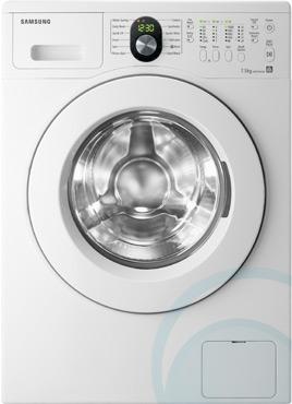 7.5kg Front Load Samsung Washing Machine WF8750LSW1