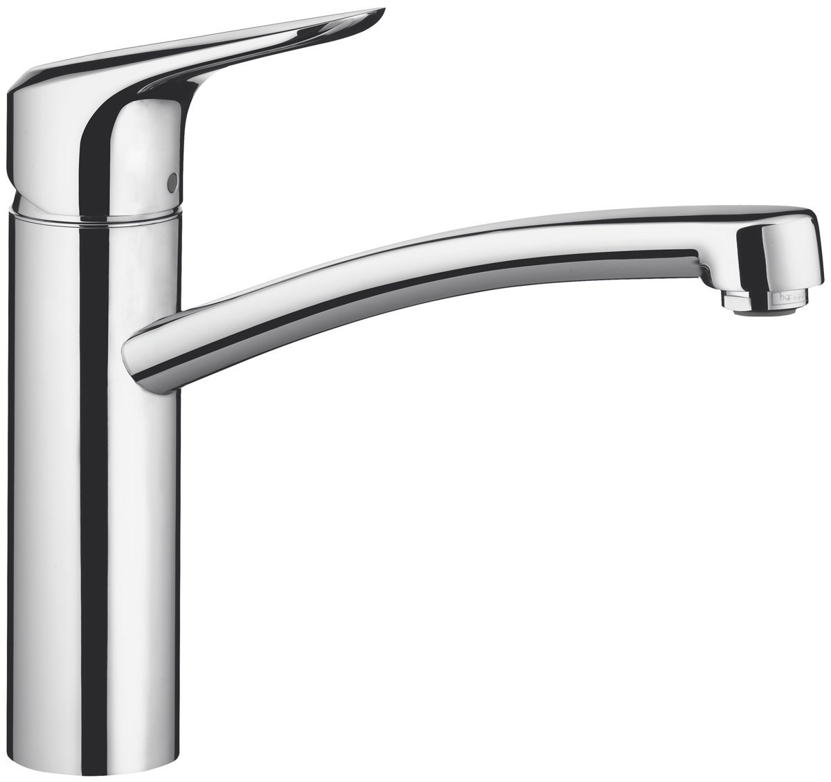 Hansgrohe. Simple Hansgrohe Metris Single Lever Basin Mixer With ...