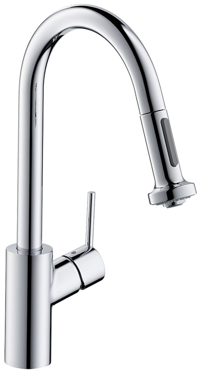 Hansgrohe 14864003 Talis S2 Variarc Pull Out Spray Mixer ...