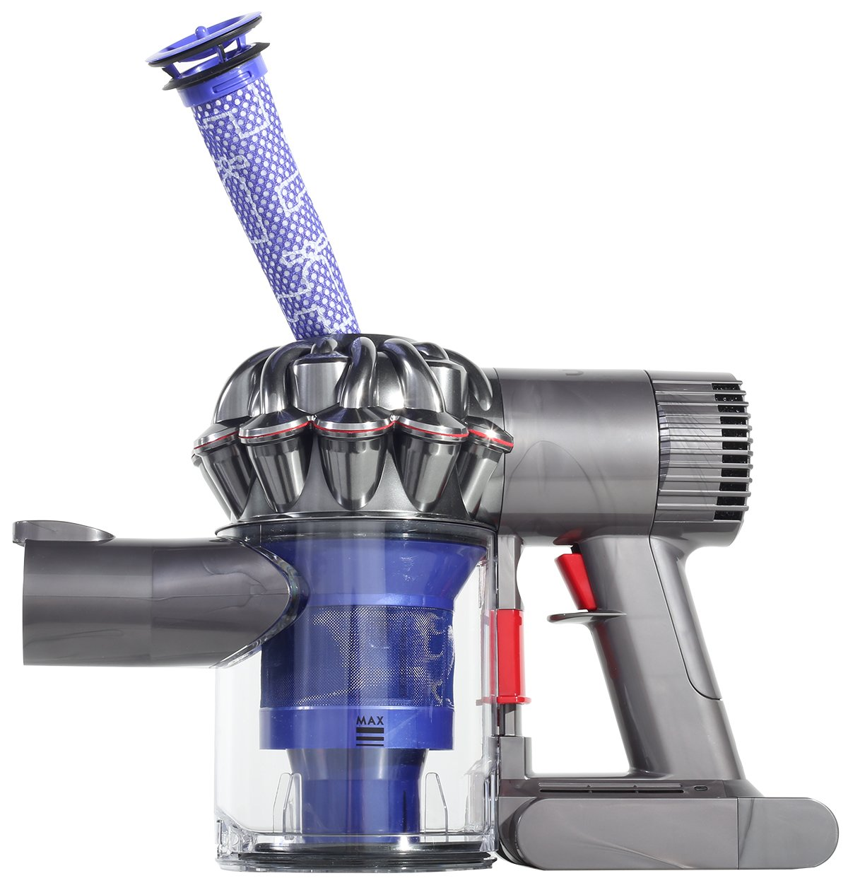 how to clean dyson stick vacuum filter