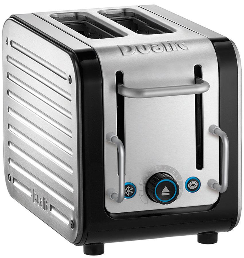 by certified test crunch slice toaster dualit studio black