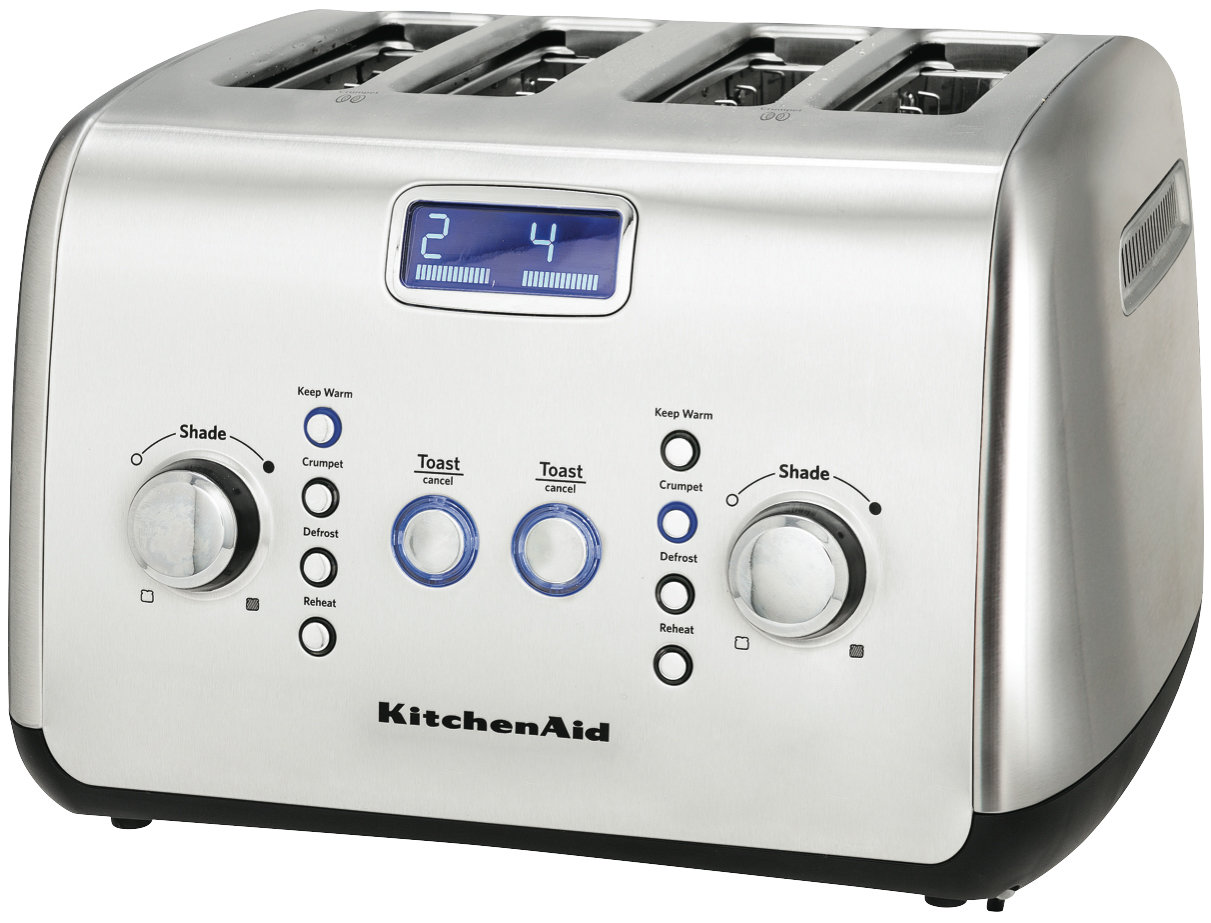 small kitchen uk appliances toaster aid slot kitchenaid