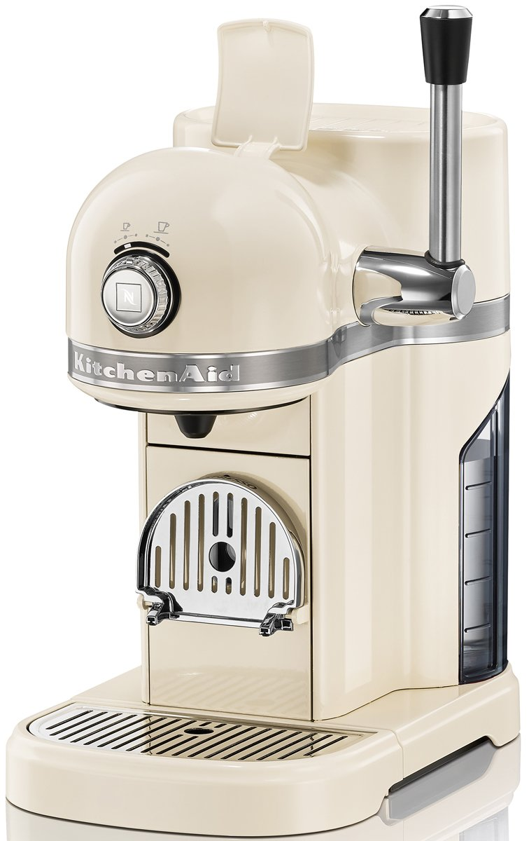 Kitchenaid 5kes0504aac Nespresso Coffee Machine Almond Cream