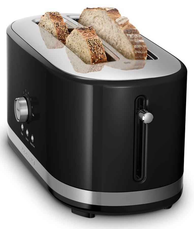 toaster kitchenaid kobaltblau