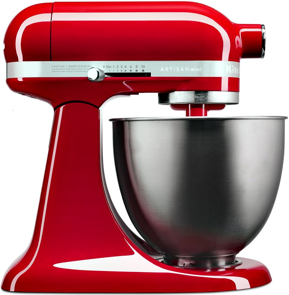 New Kitchenaid 5ksm3311xaer Mini Tilt Head Stand Mixer Ebay