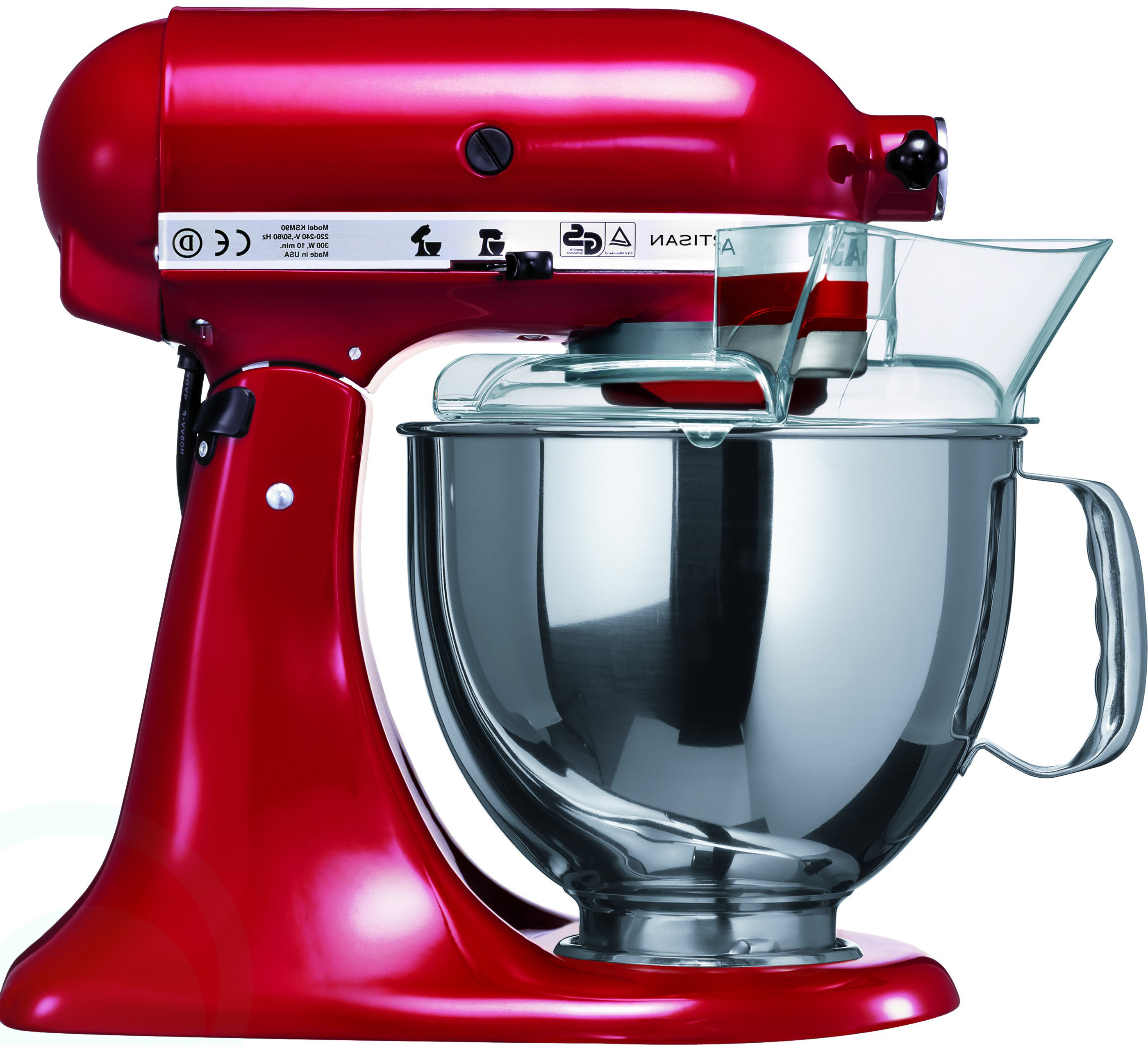Kitchenaid 5ksm7581afp Pro Line Bowl Lift Stand Mixer Appliances