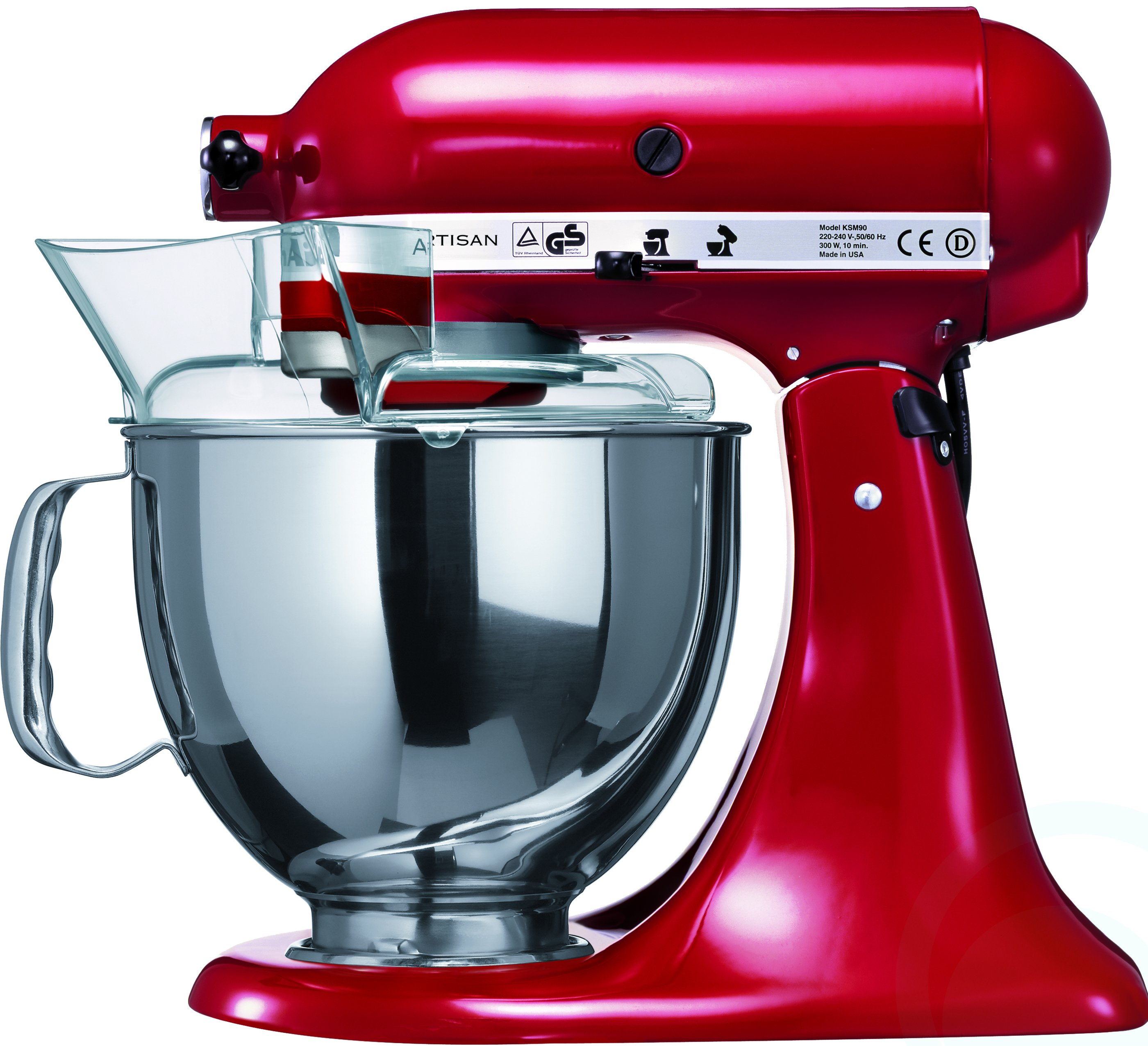 new kitchenaid 91010 artisan ksm150 stand mixer ebay. Black Bedroom Furniture Sets. Home Design Ideas