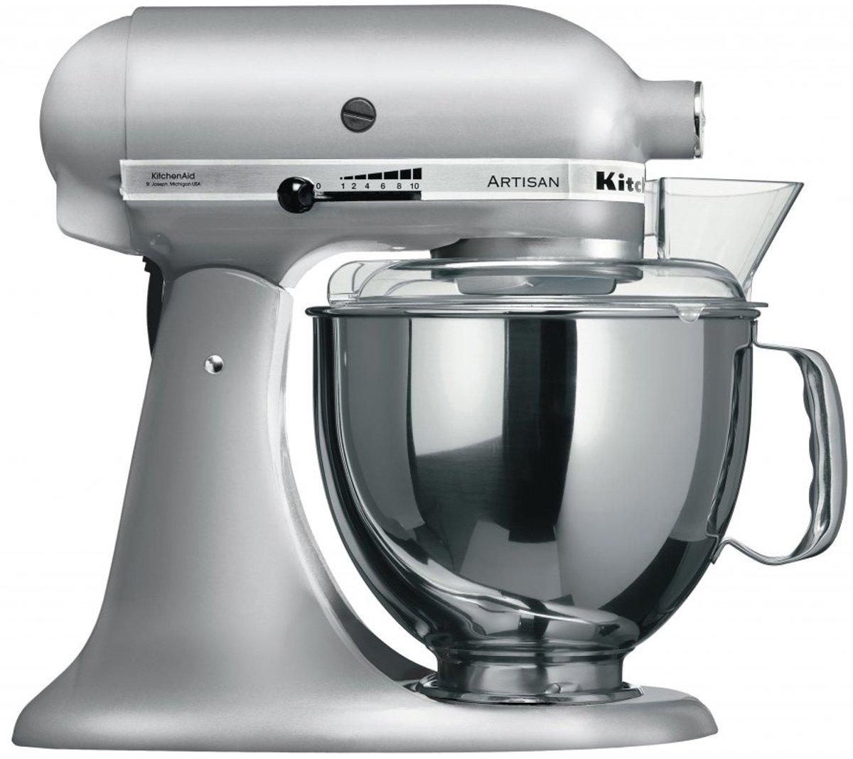Kitchenaid Ksm150psmc Artisan 5 Quart Stand Mixer.Kitchenaid Artisan ...