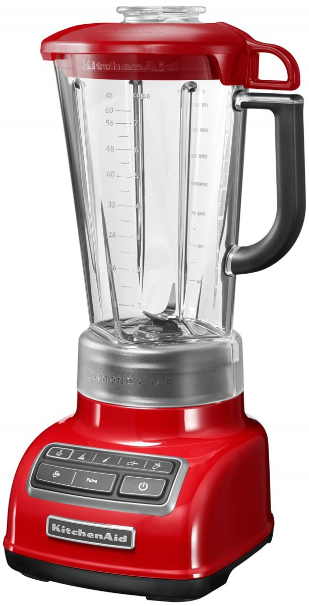 details about new kitchenaid ksb1585 diamond blender red
