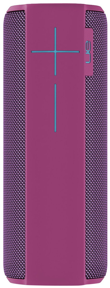 logitech portable speakers. ue megaboom portable speakers 984-000495 plum by logitech | appliances online