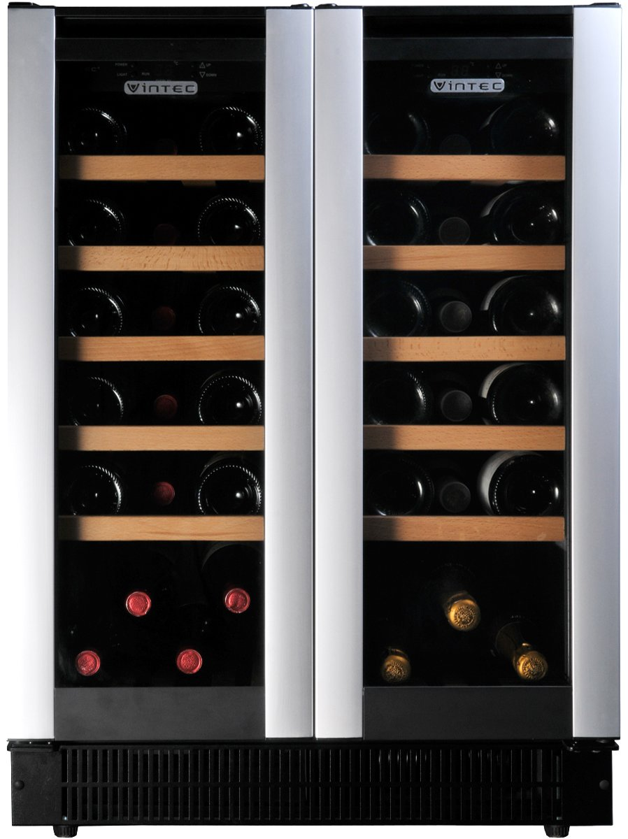 Vintec ALVDGE Btls Wine Storage Cabinet Appliances Online - What is invoice best online wine store