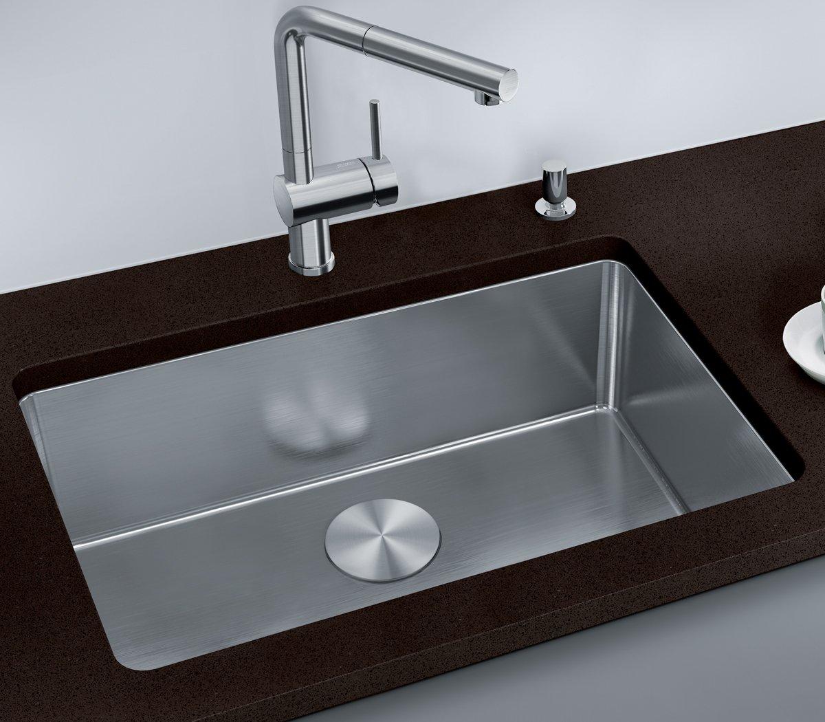 Merveilleux Blanco ANDANO700UK5 Undermount Sink. Undermount