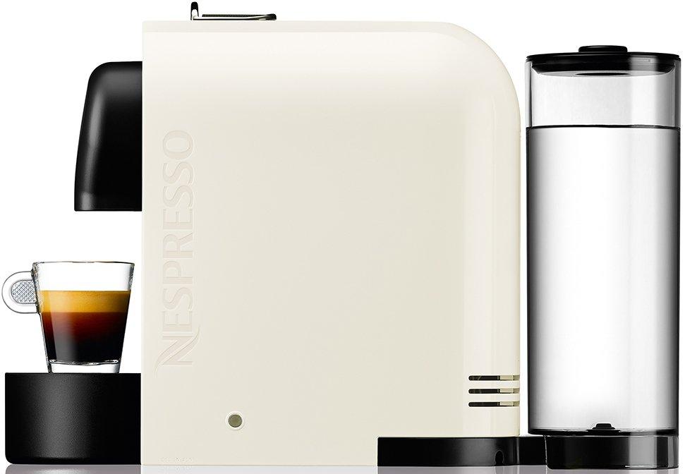 Delonghi nespresso u milk coffee machine black jb hi fi