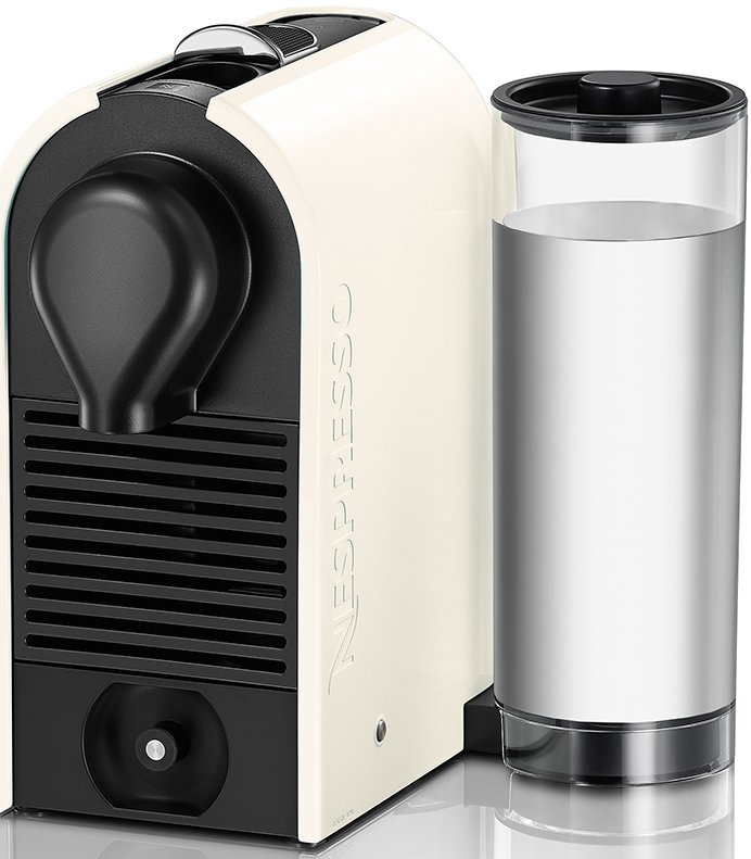 Delonghi nespresso u milk coffee machine black jb hi fi