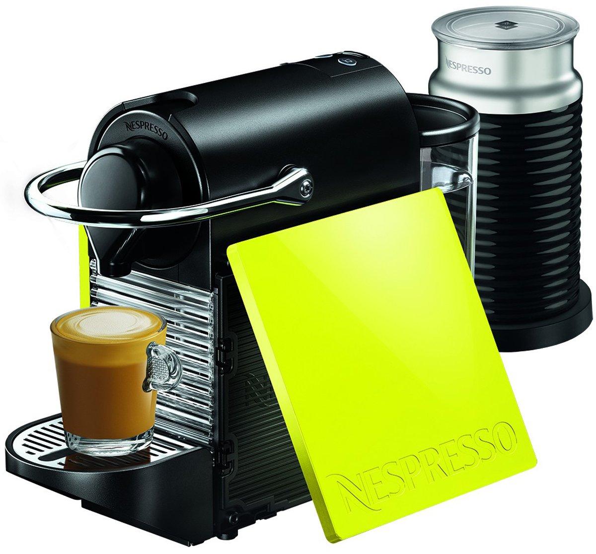 New Breville Bec450xb Nespresso Pixi Clips Bundle Coffee
