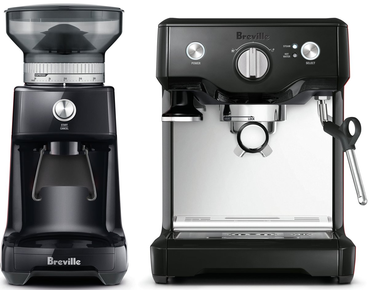 Breville Coffee Maker Accessories : Breville BEP810BKS Coffee Machine with Grinder Appliances Online