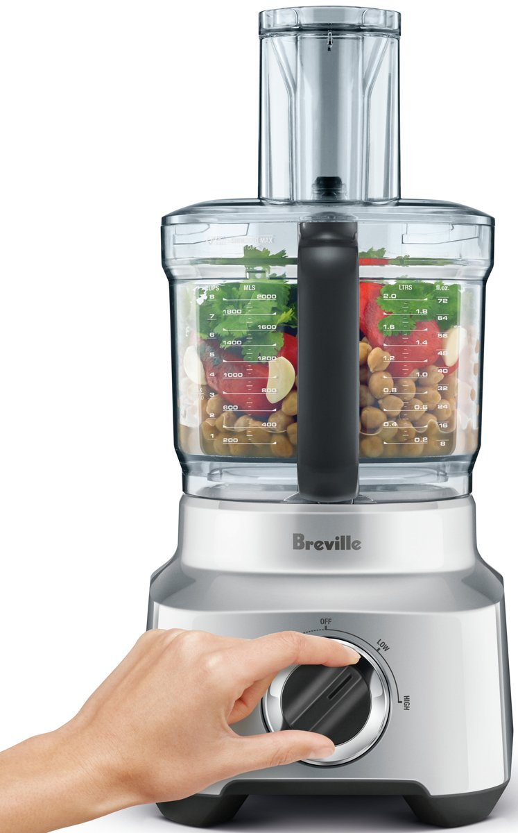 breville cyclonic super wizz manual