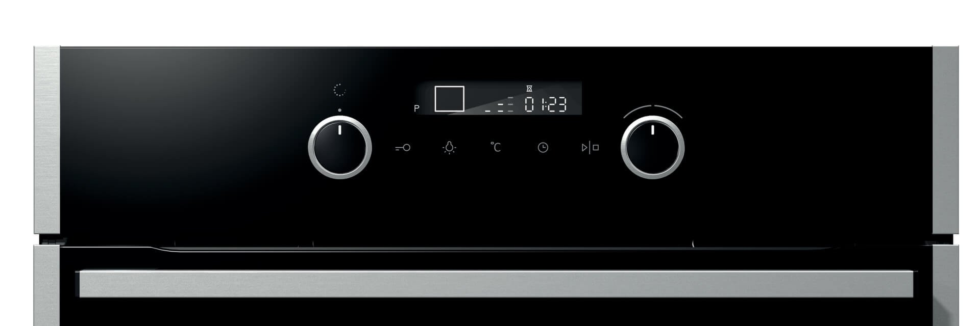 Gorenje BOP647A12XG 60cm Pyrolytic Electric Built-In Oven