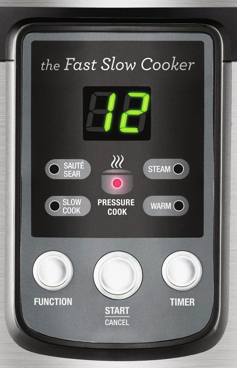 Breville BPR650BSS Fast Slow Cooker