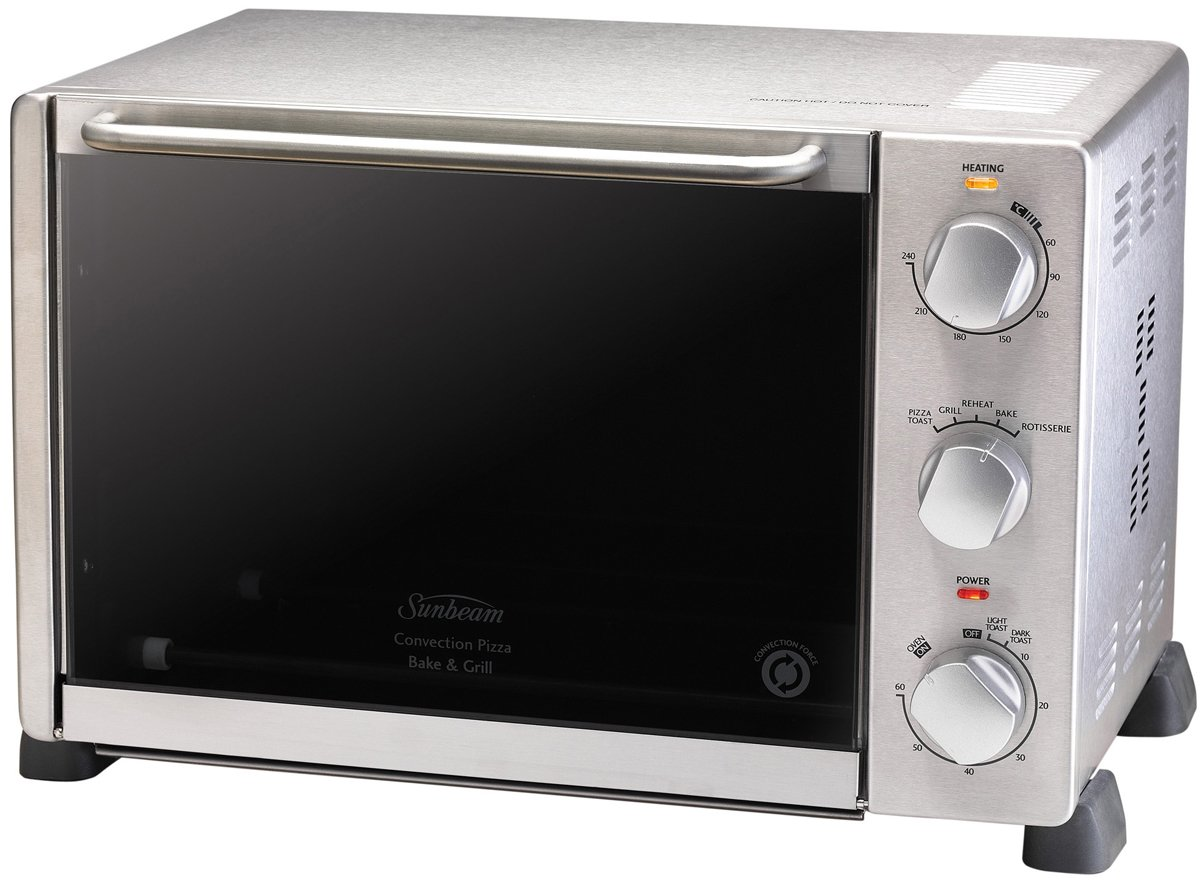 Haier Commercial Countertop Convection Oven : Sunbeam BT7000 Toaster Oven Reviews Appliances Online