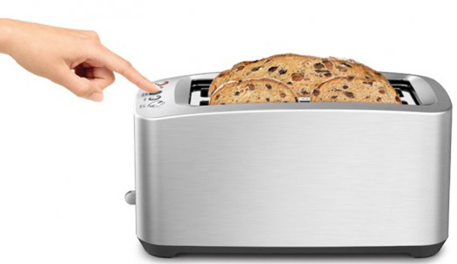 Breville Smart Toaster 4 Slice All About Image Hd