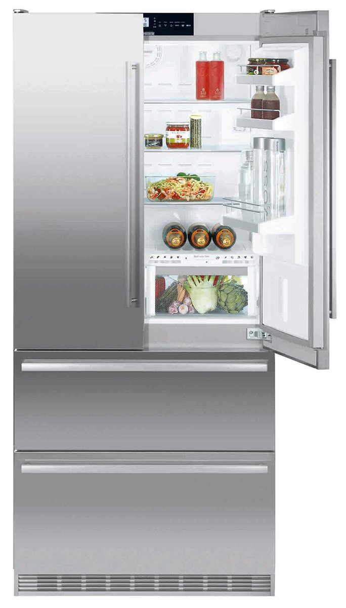 liebherr cbnes6256 585l french door fridge reviews appliances online. Black Bedroom Furniture Sets. Home Design Ideas