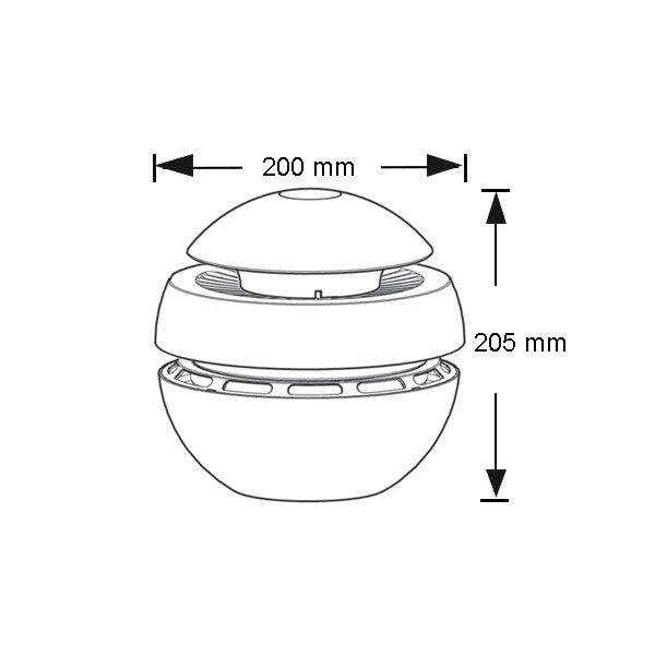 Cli Mate Cli Aw200l Air Washer Appliances Online