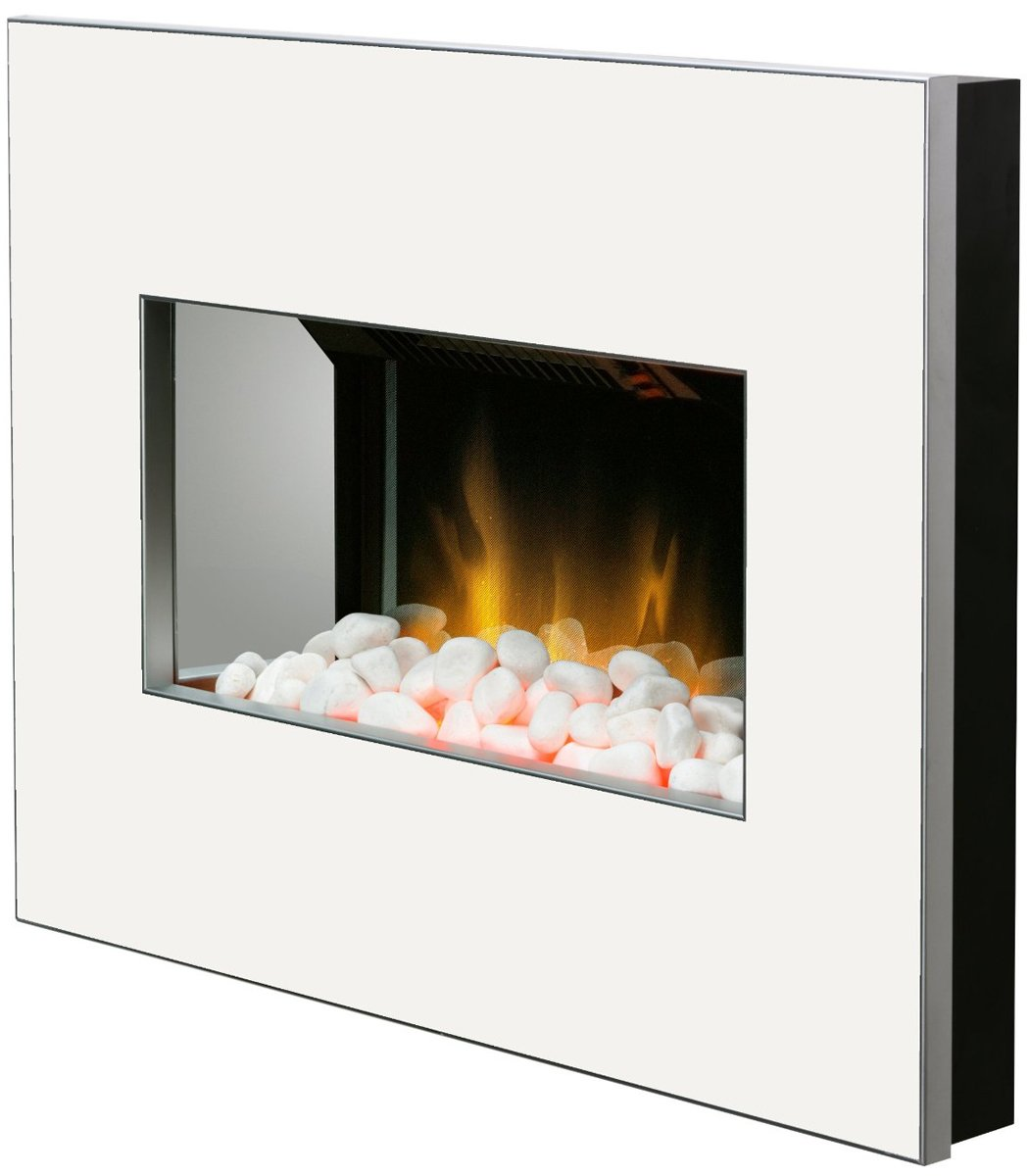 dimplex clovaw wall mounted electric fire heater appliances online