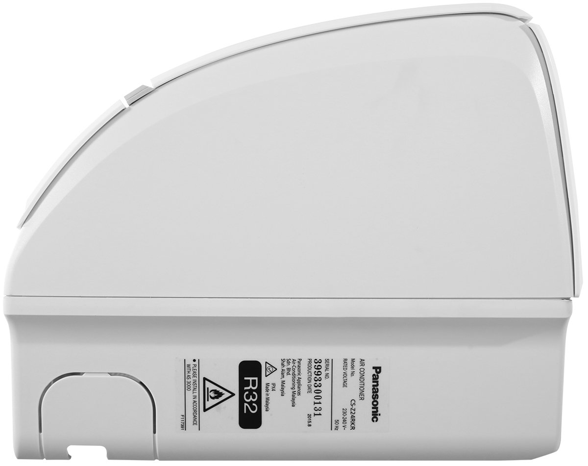Panasonic CSCU-Z24RKR 7 0kw Reverse Cycle Inverter Air Conditioner