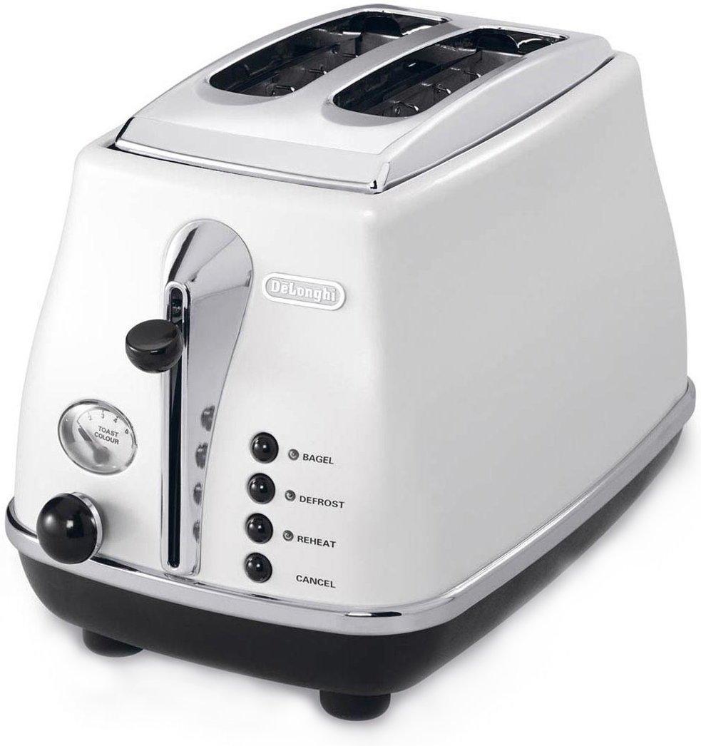 Delonghi Toaster White