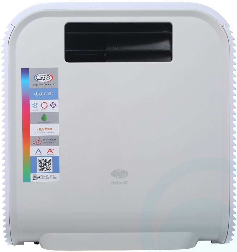 Atlantic DADOS40 4.0kW Portable Reverse Cycle Air Conditioner - FREE Delivery & Price Match* image
