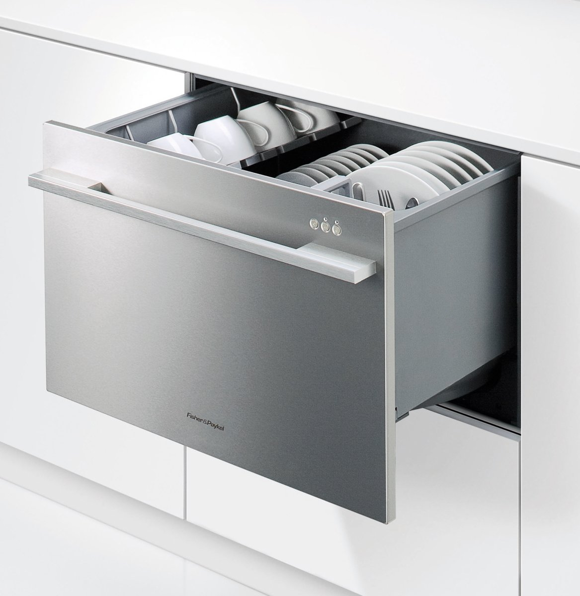 Fisher and paykel 2 drawer dishwasher - Fisher Paykel Dd60sdfx7 Dishdrawer Dishwasher Product Video