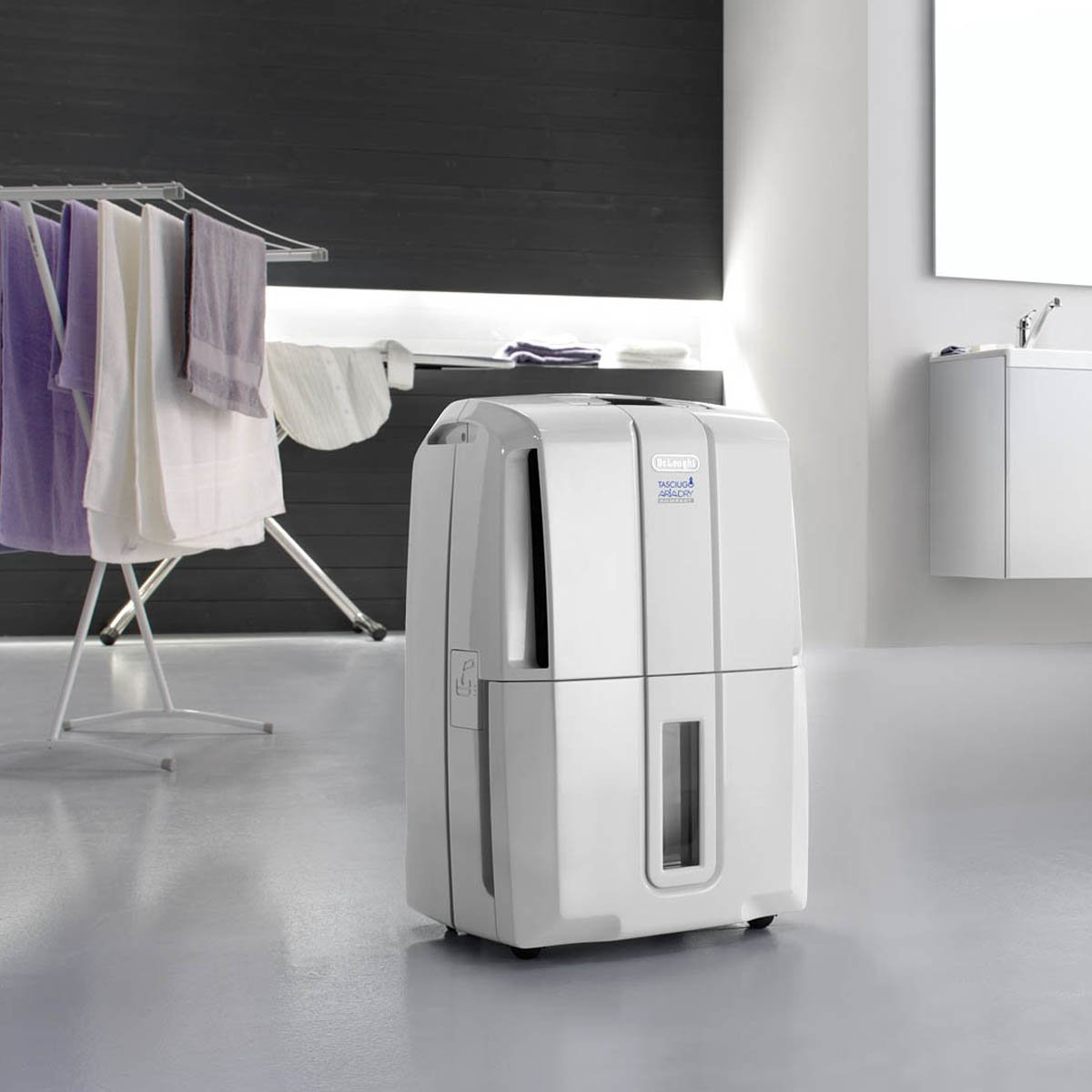 Delonghi Dds30combi 30l Ariadry Compact Dehumidifier Appliances Online Mitsubishi Thermostat 3 0l