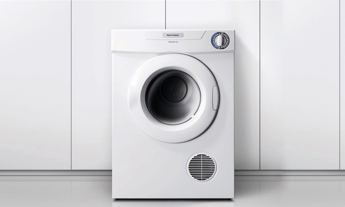 5kg Fisher & Paykel Dryer DE50F56A2 - Perspective