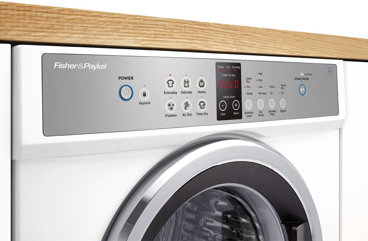 fisher and paykel de6060g1 manual