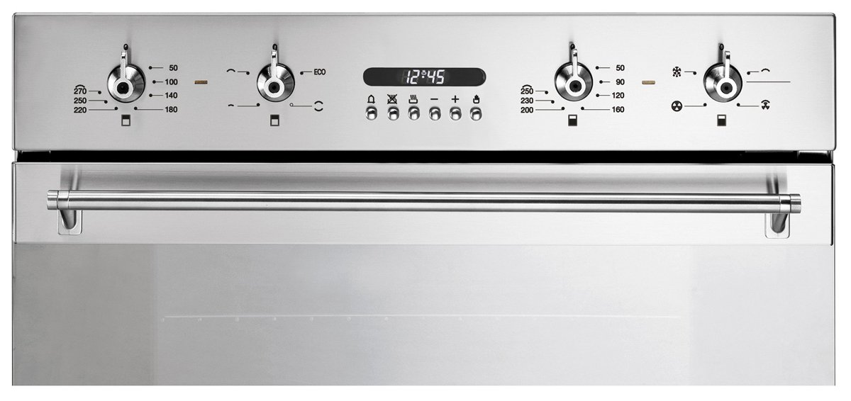 Smeg Dosca36x 8 600mm60cm Electric Wall Oven Appliances Online