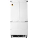 liebherr ecbn6256 585l integrated french door fridge