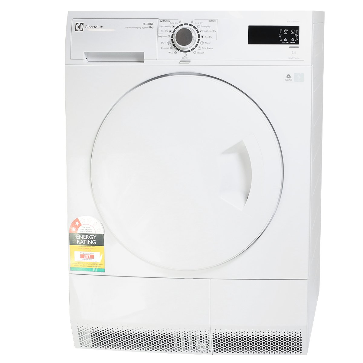 Electrolux EDC2086PDW 8kg Condenser Dryer. This product is not available 1c7a6e2409