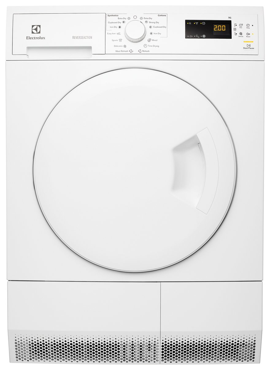 Electrolux EDP2074PDW 7kg Condenser Dryer. This product is not available,  but the good news is we have one very similar to it!