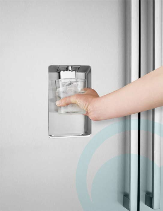 electrolux 510l french door fridge part 36 product video electrolux ehe5167sb 510l french