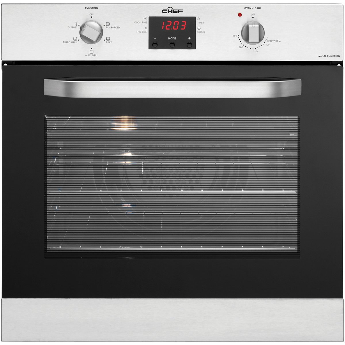 Chef Eoc647s 600mm 60cm Electric Wall Oven Appliances Online House Wiring To A This Product Is Not Available But The Good News We Have One Very Similar It