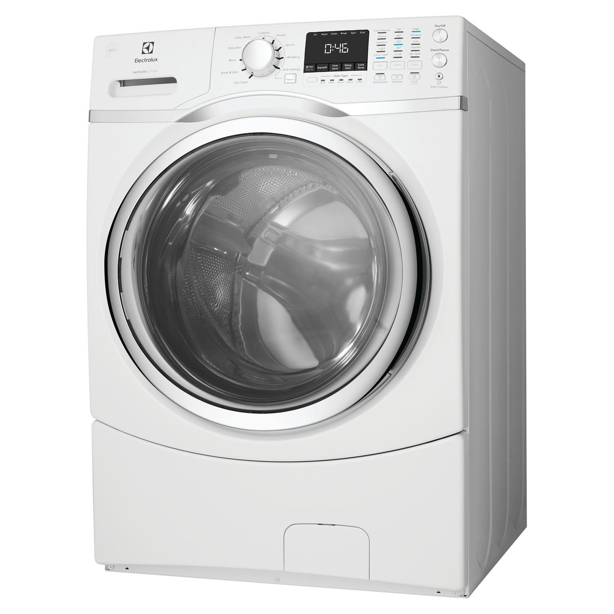 NEW Electrolux 14kg Front Load Washing Machine EWF1408B1WA ...